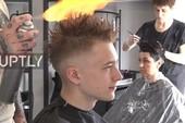 Clip: Cắt tóc kiểu mới, chỉ dành cho người can đảm
