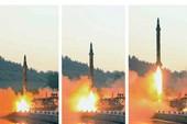 Triều Tiên đang phát triển tên lửa diệt tàu sân bay Mỹ