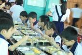 Cải thiện dinh dưỡng qua dự án 'Bữa ăn học đường'
