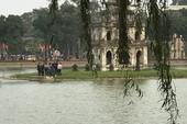 Tháng 7, Hà Nội sẽ nạo vét hồ Hoàn Kiếm