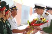 Tàu Hải quân Hoàng gia Úc thăm Đà Nẵng