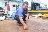 Từ 6-6, Bình Định tổng kiểm tra tàu vỏ thép bị hỏng