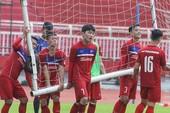 Đội tuyển quốc gia bị đối xử như đội 'phủi'