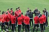 VFF bị khách Jordan dọa 'méc' FIFA