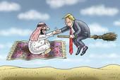 Từ Iran khuấy động Trung Đông