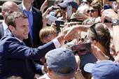 Đảng của ông Macron trước cơ hội làm nên lịch sử
