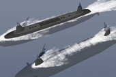 Trung Quốc muốn hồi sinh 'siêu tàu kho đạn'