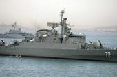 Trung Quốc-Iran bất ngờ tập trận gần Qatar