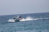 Cảnh sát hộ tống đề thi THPT vượt biển ra Lý Sơn