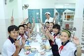 Bữa ăn học đường: 120 thực đơn dễ ứng dụng, hiệu quả
