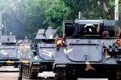 Phiến quân nổ súng giải vây khủng bố tại Marawi