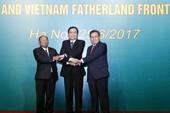 Giữ đường biên Việt-Lào-Campuchia hòa bình, ổn định