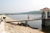 Hồ chứa nước 25 tỉ đồng, 4 năm đã hỏng