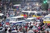 Hơn 90% người Hà Nội đồng ý cấm xe máy trong nội đô