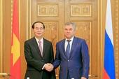 Củng cố vững chắc mối quan hệ Việt Nam - Liên bang Nga