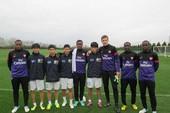 AFF: HA Gia Lai chia tay Arsenal vì chất lượng cầu thủ