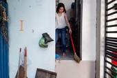 Hai tháng chưa cưỡng chế xong tường gạch lấn hẻm