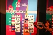 Bóng đá SEA Games bỏ thể thức bốc thăm kỳ quái