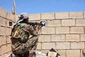 Lực lượng thân Mỹ phá tuyến phòng ngự của IS