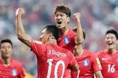 Hàn Quốc và Uzbekistan đua nước rút
