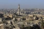 Washington chưa muốn phiến quân 'trả đất' cho Damascus