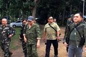 Tổng thống Philippines quyết đến vùng chiến sự Marawi