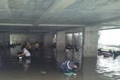 Cảnh báo: Hàng chục cao ốc có nguy cơ ngập tầng hầm