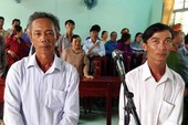 Kết tội 2 nông dân: Một bản án không thấu lý đạt tình