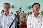 Phải chăng kết tội 2 nông dân để né bồi thường oan?