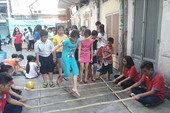 Đội Kim Đồng giúp trẻ thoát khỏi 'điểm nóng'