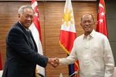 Singapore cung cấp máy bay, hỗ trợ Philippines đánh IS