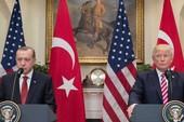 Thổ Nhĩ Kỳ làm lộ bí mật quân sự Mỹ