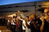 Israel 'chọc giận' thế giới Hồi giáo