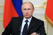 Thông điệp đanh thép ông Putin gửi Washington