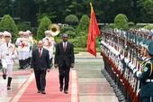 Thủ tướng hội đàm với thủ tướng Mozambique