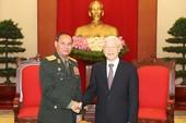 Làm hết sức để vun đắp mối quan hệ Việt-Lào