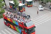 Hà Nội chuẩn bị đưa buýt City Tour vào hoạt động