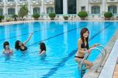 Clo trong bể bơi ảnh hưởng đến sức khỏe như thế nào?