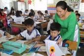 Bộ GD-ĐT: Chấm dứt dạy chữ trước khi vào lớp 1