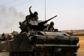 Thổ Nhĩ Kỳ sẽ lại tiến quân vào Syria đánh người Kurd