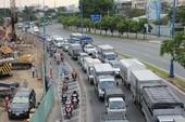 TP.HCM sắp cấm xe tải nhẹ chạy ban ngày