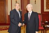 Quan hệ Việt Nam-Campuchia lên tầm cao mới