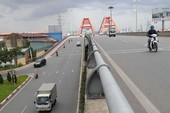 Tai nạn rình rập tại nút giao trên cầu Bình Lợi