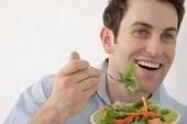 Ăn nhiều rau xanh, đàn ông dễ thu hút phụ nữ