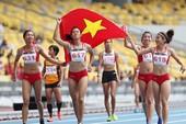 Điền kinh Việt Nam xuất sắc vượt mặt Thái Lan