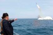 Triều Tiên đe dọa nhận chìm toàn bộ nước Mỹ