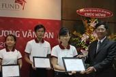 86 sinh viên nhận học bổng Lương Văn Can