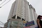 Không tháo dỡ phần xây sai phép tại chung cư Bảy Hiền