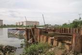 Cần Thơ: Công trình hồ Bún Xáng lại 'lỗi hẹn'
