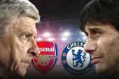 Conte thách thức bịt các họng súng của pháo thủ Arsenal